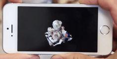 Desarrollan una aplicación para convertir cualquier smartphone en un escáner 3D