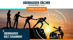 Crowdfunding für Oberhausen | Oberhausen Crowd Crowd, Movies, Movie Posters, Action, First Aid Only, 2016 Movies, Film Poster, Cinema, Films