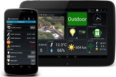 #imperihome Smarthome solution like zipabox, eedomus mjpeg IP Camera ,Netatmo   http://www.imperihome.com