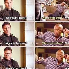 Last Night Gus Again this is my FAVORITE episode of Psych