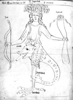 An ancient illustration of the Seven Deadly Sins, mentioned by Dante in the Divine Comedy and by Dan Brown in the novel #Inferno.