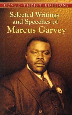 Wrtings of marcus Garvey