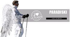 I love la Plagne