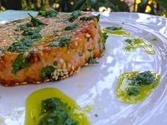 Hamburger di Salmone   Ricette di ButtaLaPasta