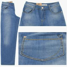 Bei MAC Gracia ist der Name Programm: Hier treffen Anmut und Eleganz auf perfekte Passform und aufregende Waschungen. In dieser Jeans ist Frau gewappnet für alle Herausforderungen des Lebens.