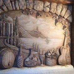 Талантливый художник из Екатеринбурга Игорь Атрошенко. Очень гармоничные работы