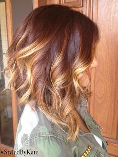 #Ombre' #haircolor Learn more about #balayage and #Ombre' at http://emersonsalon.com/category/balayage