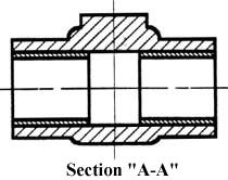 different types of lines in engineering drawing