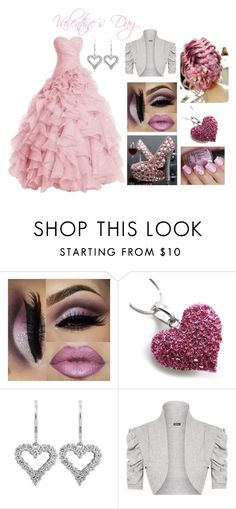 """""""Valentine's Day Outfit"""" by heather-7-02 ❤ liked on Polyvore featuring WearAll, women's clothing, women, female, woman, misses and juniors"""