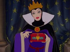 evil queen snow white costume makeup - Google Search