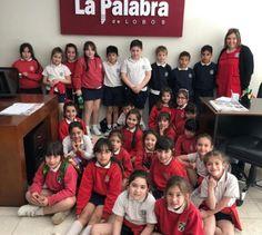 Alumnos de segundo grado del FASTA visitaron LA PALABRA – La Palabra de Lobos Classroom Themes, Second Grade, Words, Grandchildren, Wolves