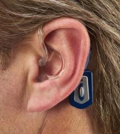 The Ear Level Instrument (ELI), is a Bluetooth-enabling device for hearing aid wearers. Those who wear hearing aids can identify with the inconvenience of using communication devices – but not anymore! With Bluetooth connectivity, you can now listen to music and talk on your phone while having your hearing aid in place