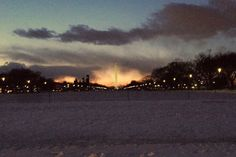 Washington sunset #AlltheBrightPlaces