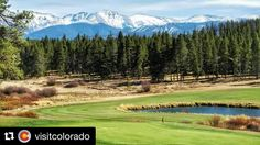 Say goodbye to  #GrandCounty #golfing! Plan next seasons #golfgetaway!  #playwinterpark #winterparklife #coloradolive  #Repost @visitcolorado with @repostapp  The #golf season may be coming to an end soon but if you haven't hit a ball at 9000ft you're missing out! #playwinterpark #winterparklife #golfcourse #GrandCounty @playwinterpark @fraservalleyrec  @local_social