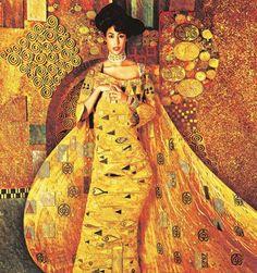Facebook album Klimt inspired but by Chawla