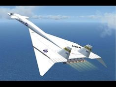Discovery Channel Wings - XB-70 Valkyrie -Part 3- - YouTube