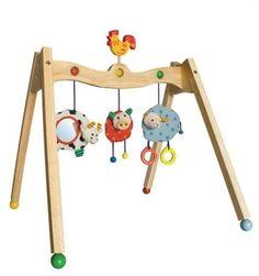 Primi Passi houten babygym dieren