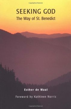 Seeking God: The Way of St. Benedict by Esther de Waal, http://www.amazon.com/dp/0814613888/ref=cm_sw_r_pi_dp_fH0Erb14TF45D