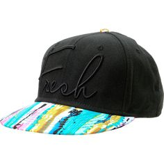 Neff Ill Black & Printed Snapback Hat at Zumiez : PDP