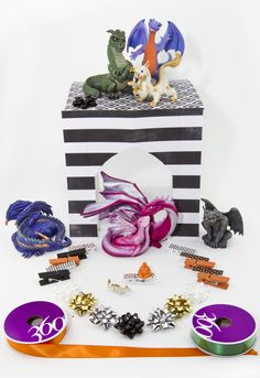 These mythical animal figurines are excellent for learning or arts & crafts. Safari Ltd® educational toys are great for imaginative play and DIY fun! Get inspired with easy ideas you can apply at home.