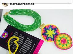Crochet Necklace, Jewelry, Fashion, Carnival, Stud Earrings, Necklaces, Colombia, Accessories, Moda