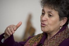 «Sarraski artean ezin dugu ongi lan egin» | Ramallahetik heldu da, Palestinako mugimendu feministari buruz aritzera Soraida Hussein.