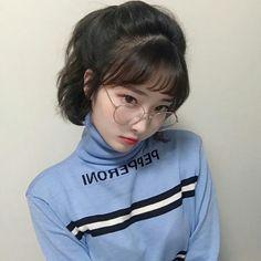 Korean Fashion – How to Dress up Korean Style – Designer Fashion Tips Korean Boy, Ulzzang Korean Girl, Cute Korean Girl, Asian Girl, Korean Glasses, Ulzzang Glasses, Asian Beauty, Korean Beauty, Style Grunge