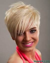 very short hairstyles for women 2014 - Google Search