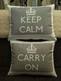 'Keep Calm and Carry On'