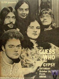 Resultado de imagen de Guess Who MUSICA