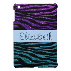 >>>The best place          Your Name Zebra Shiny Glitter Black Blue Purple iPad Mini Covers           Your Name Zebra Shiny Glitter Black Blue Purple iPad Mini Covers We have the best promotion for you and if you are interested in the related item or need more information reviews from the x cu...Cleck Hot Deals >>> http://www.zazzle.com/your_name_zebra_shiny_glitter_black_blue_purple_ipad_mini_case-256697493818220088?rf=238627982471231924&zbar=1&tc=terrest