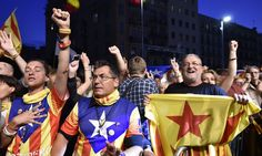 27.09.2015. Junts pel Sí and CUP parties, which are expected to win up to 79 seats in 135-seat parliament, have promised to declare independence unilaterally