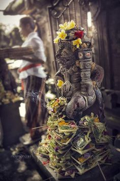 Butas | Balinese Hinduism Statues