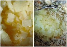 A traditional Newfoundland dressing used as a poultry stuffing or as a side dish. Newfoundland Recipes, Newfoundland And Labrador, Stuffing Recipes For Thanksgiving, Poultry, Dressings, Risotto, Cookie Recipes, Salmon, Side Dishes