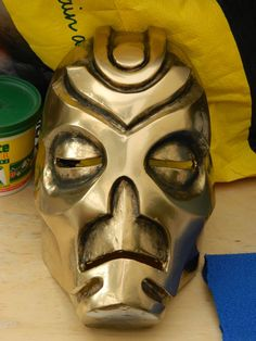 How to: Dragon Priest Mask