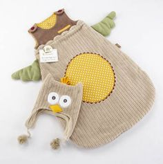 Uh Mom, you can start thinking about how to make this too :)   owl sleeper costume