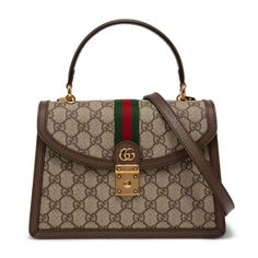 Baby Size, Monogram Canvas, Mini Bag, Louis Vuitton Damier, Classic Style, Vintage Inspired, Brown Leather, Crossbody Bag, Gucci