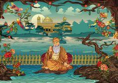 Guru Nanak Dev Ji - THAI by Vik Kainth