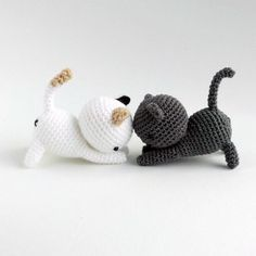Download Neko Atsume Amigurumi Pattern (FREE)