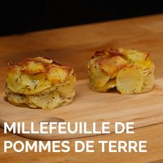 Millefeuille of potatoes with herbes de provence, Videos food Tasty Videos, Food Videos, Healthy Breakfast Recipes, Healthy Recipes, Fun Recipes, Healthy Snacks, Food Tags, Clean Eating Snacks, Love Food