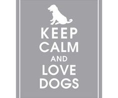 while I'm so tired of all the keep calm stuff this is cute :)