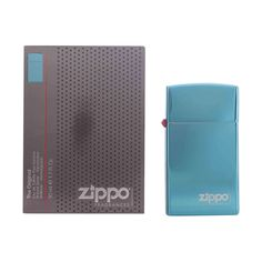 Zippo Fragrances - THE ORIGINAL tourquoise edt vaporizador 50 ml