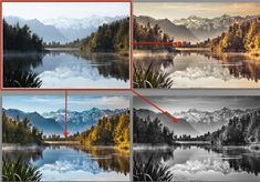 The Power of Post-processing for Landscape Photography from Digital Photography School