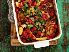 Porsaankyljykset maistuvat kasvisten kanssa. Pakastekasviksilla saa helposti ja edullisesti makua ja väriä ruokaan. Pakastekasviksia ei tarvitse sulattaa ennen...