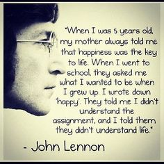 30 Best John Lennon Quotes Images On Pinterest