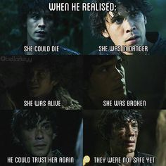 BELLAMY SEASON 3