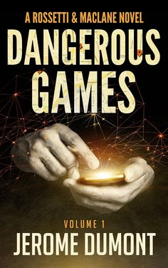 What starts out as an ordinary divorce procedure ultimately takes lawyer Gabriel Rossetti and his client Amanda Deschamps on a thrilling adventure into the world of social gaming and personal data piracy.