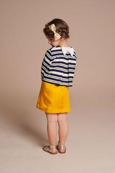 Ma Robe Couleur de Soleil Hucklebones / collection printemps-été 2014.