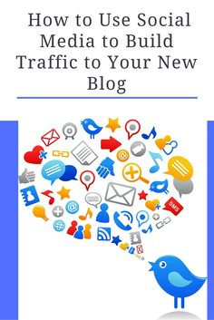 Donkimir's Blogging & Social Media Tips. How to Use Social Media to Build Traffic to Your Blog