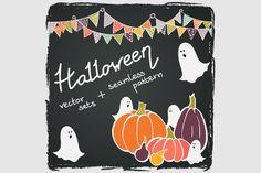 Halloween by TashaNatasha is available from CreativeMarket for $9.
